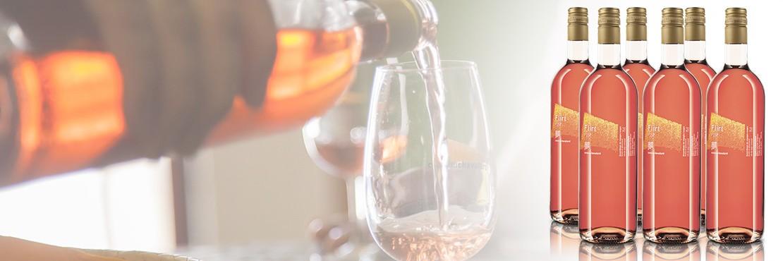 Unsere Roséweine, ein pures Vergnügen